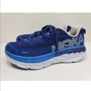 Hoka One One Bondi 5 Running Shoes Mens Size 8.5